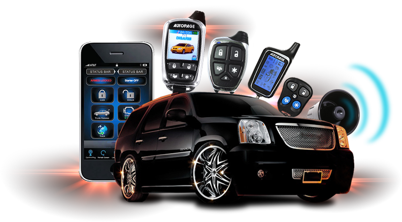 Vehicle Security Systems : Premier auto trends
